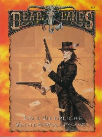 Deadlands Cover