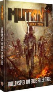 Mutant: Jahr Null Cover