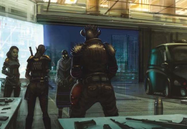 Shadowrun-Bild