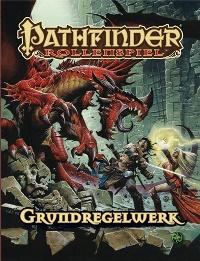 Cover vom Pathfinder: Grundregelwerk, Ulisses Spiele