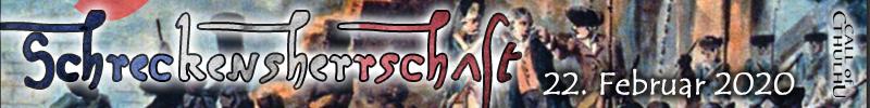 """Cthulhu """"Schreckensherrschaft"""""""