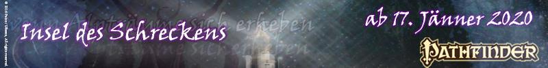 """Pathfinder """"Insel des Schreckens"""""""
